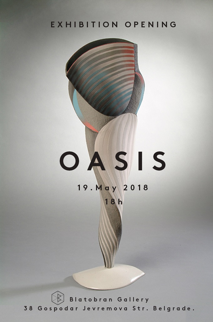 """Oasis"" Exhibition at Blatobran Gallery"