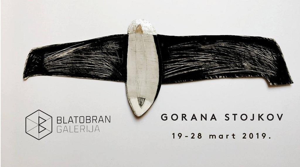 Exhibition of Gorana Stojkov at Blatobran Gallery