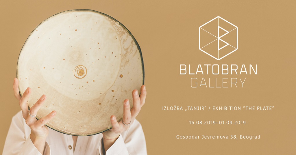 """The Plate"" Exhibition at Blatobran Gallery"